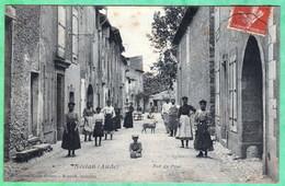 NEVIAN - RUE DU PONT - Frankreich