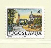 YOUGOSLAVIE  ( EU - 680 )   1987   N° YVERT ET TELLIER  N° 2109    N** - 1945-1992 Socialist Federal Republic Of Yugoslavia