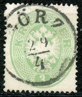 "Nr. 125 B K 1 ""GÖRZ"" - Michel 130 € - Gebraucht"