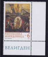 Macedonia 2002 Easter, MNH (**) Michel 253 - Macedonia