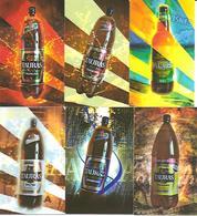 6 Pocket Calendars  BEER 2009  Lithuania - Calendars