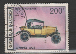 """CONGO P.A N° 67"""" CITROËN 1922 - Congo - Brazzaville"""