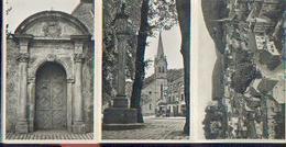 LUXEMBOURG – LA ROCHETTE « Le Château Féodal » – Dépliant De 10 CP – Ed.Messageriesz Paul Krauss, Luxembourg - Larochette