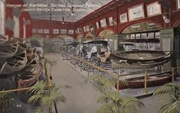 Franco-British Exhibition, LONDON 1908 ; Portion Of Canadian Pavilion - London
