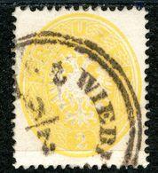 Nr. 24 Gestempelt - Michel 130 € - 1850-1918 Imperium