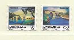 YOUGOSLAVIE  ( EU - 690 )   1987   N° YVERT ET TELLIER  N° 2123    N** - 1945-1992 Socialist Federal Republic Of Yugoslavia
