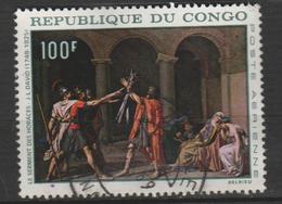 """CONGO P.A N°65 """"SERMENT DES HORACES"""" - Congo - Brazzaville"""
