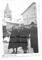 MONTGENEVRE MONT GENEVRE 19 FEVRIER 1933 - XXII EME CONCOURS INTERNATIONAL DE SKIS - HAUTES ALPES - PHOTO 6 X 8.5 CM - Sport