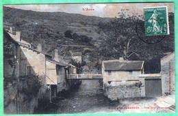 97 - MAS CABARDES - VUE SUR L'ORBIEL - France