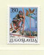YOUGOSLAVIE  ( EU - 700 )   1988   N° YVERT ET TELLIER  N° 2140    N** - 1945-1992 Socialist Federal Republic Of Yugoslavia