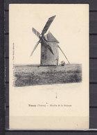 89 TOUCY MOULIN DE LA PUISAYE - Toucy
