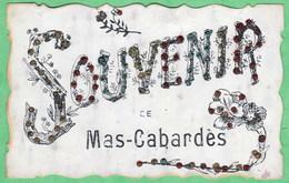MAS CABARDES - SOUVENIR DE MAS CABARDES - France