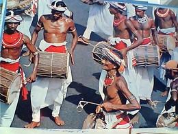 SRI LANK CEYLON HEWISI DRUMMERS KANDY   STAMP TIMBRE SELO 1 SUNDARA MURTI SWAMI 1978 GX5754 - Sri Lanka (Ceylon)