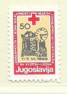 YOUGOSLAVIE  ( EU - 707 )   1988   N° YVERT ET TELLIER  N° 2158    N** - 1945-1992 Socialist Federal Republic Of Yugoslavia