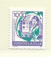 YOUGOSLAVIE  ( EU - 722 )   1988   N° YVERT ET TELLIER  N° 2173    N** - 1945-1992 Socialist Federal Republic Of Yugoslavia