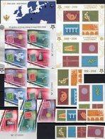 Imperf.Jugoslavija Serbia 3257/4,VB+Blocks 59/60B,Crna Gora 108/1,VB+Bl.2/3 ** 355€ Hb Ss Blocs Sheets Bf CEPT 2006 - Joint Issues