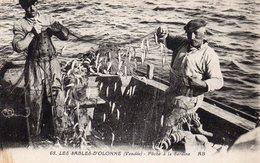 LES SABLES D'OLONNE - Pêche à La Sardine - Sables D'Olonne