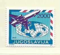YOUGOSLAVIE  ( EU - 729 )   1988   N° YVERT ET TELLIER  N° 2182    N** - 1945-1992 Socialist Federal Republic Of Yugoslavia