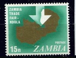 Zambie ** N° 51 - Foire De Ndola - Zambia (1965-...)