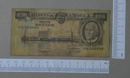 ANGOLA 20 ESCUDOS 1962 -    2 SCANS  - (Nº26495) - Angola
