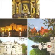 2 Pocket Calendars  LITHUANIA  2010 - Calendars
