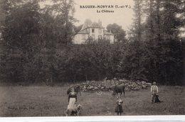 Baguer - Morvan (22) - Le Château - France