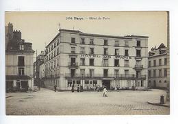 CPA 76 Dieppe Hôtel De Paris N° 2894 - Dieppe