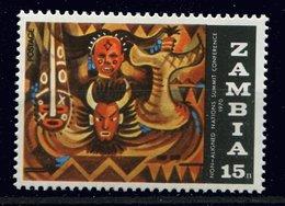 Zambie ** N° 65 - Conf. Au Sommet Des Nations Non Alignées - Zambia (1965-...)