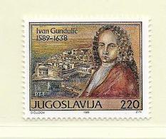 YOUGOSLAVIE  ( EU - 737 )   1989   N° YVERT ET TELLIER  N° 2207    N** - 1945-1992 Socialist Federal Republic Of Yugoslavia