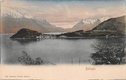 Lago Di Como - Bellagio - Carta Non Inviata - Como