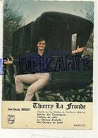 Jean-Claude Drouot. Thierry La Fronde. Publistar Starcolor Procede, Marseille D'après Ekta Philips - Artistes