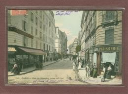 PARIS 7e - RUE DE GRENELLE PRISE RUE CLER - Arrondissement: 07