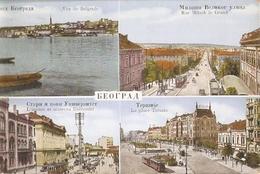 04/FP/18 - SERBIA - BELGRADO BEOGRAD - Vedutine - Serbia