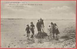 33 - B26636CPA - MOULLEAU, ARCACHON - Amusement Des Enfants Sur Les Bords De La Plage. - Très Bon état - GIRONDE - Non Classés