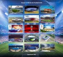 Coupe Du  Monde 2018 De Football - World Cup 2018 - Territoire Autonome D'Océanie - A La Faciale - Coupe Du Monde