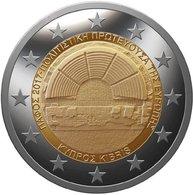 2 Euro UNC CYPRUS (Pafos Odeon Plain) - Chypre