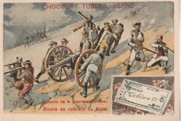 Image Du Chocolat TOBLER (Berne) - Episode De La Guerre Anglo-boer. ............ - Unclassified