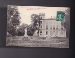 13 BOUCHES DU RHONE , AIX Le Château De LANFANT - Aix En Provence