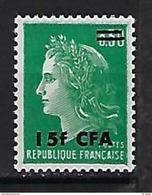 "Reunion YT 420 "" Marianne De Cheffer "" 1973 Neuf** - Reunion Island (1852-1975)"