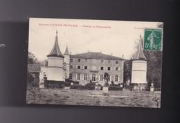 13 BOUCHES DU RHONE , AIX Le Château De FONSCOLOMBE - Aix En Provence