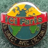 ICI PARIS - EN DIRECT AVEC L'ACTUALITE - Medias
