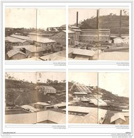 6451 AK/PC/ CARTE PHOTO/980/CONGO BELGE MINE VUE PANORAMIQUE EN 8 VOLETS DE PANDA KATANGA PHOTO.GABRI EL.L - Kinshasa - Leopoldville