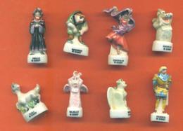 Serie Incomplète De 8/10 Feves Le Bossu De Notre Dame - Disney