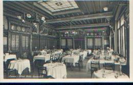SUISSE - LUZERN « Hotel Rütli, Speisesaal » Kunstverlag E. Goetz, Luzern - LU Lucerne