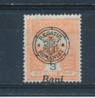 Transsylvanië/Transylvania/Transylvanie/Siebenbürgen 1919 Mi: 14 II Yt: 40 (Ongebr/MH/Neuf Avec Ch/Ungebr/*)(3879) - Transylvanie