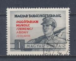 Hongarije/Hungary/Hongrie/Ungarn 1954 Mi: 1372 Yt: 1123 (Gebr/used/obl/o)(3875) - Hongarije