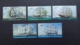 BRD Mi-Nr.2464/68 Ersttagsvollstempel DREIEICH - [7] République Fédérale