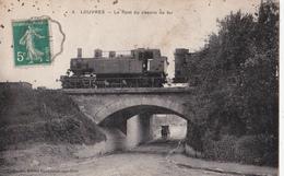 Louvres/95/ Le Pont Du Chemin De Fer/ Réf:fm835 - Louvres