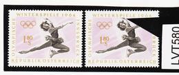 LVT580 ÖSTERREICH 1963 Michl 1139 PLATTENFEHLER HAND über MARKENBILD ** Postfrisch - Abarten & Kuriositäten