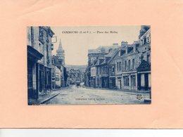 Carte Postale - COMBOURG - D35 - Place Des Halles - Combourg